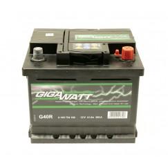 Аккумуляторная батарея GIGAWATT 41А