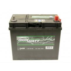 Аккумуляторная батарея GIGAWATT 45А