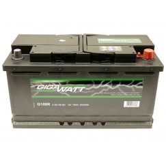Акумуляторна батарея  GIGAWATT 100Аh