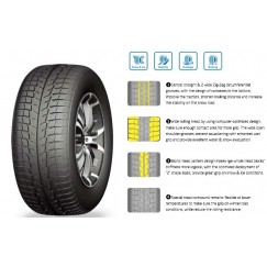 Шина 185/75R16C 104/102R Snowfors Max Cratos