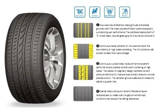 Шина 215/55R17 98H XL Snowfors UHP Cratos
